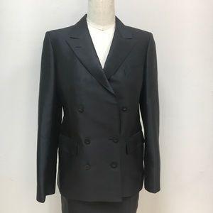 Burberry 2pc Skirt Suit
